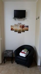 camera sotto angolo televisione