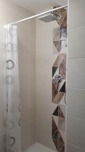 doccia nuova in camera multipla
