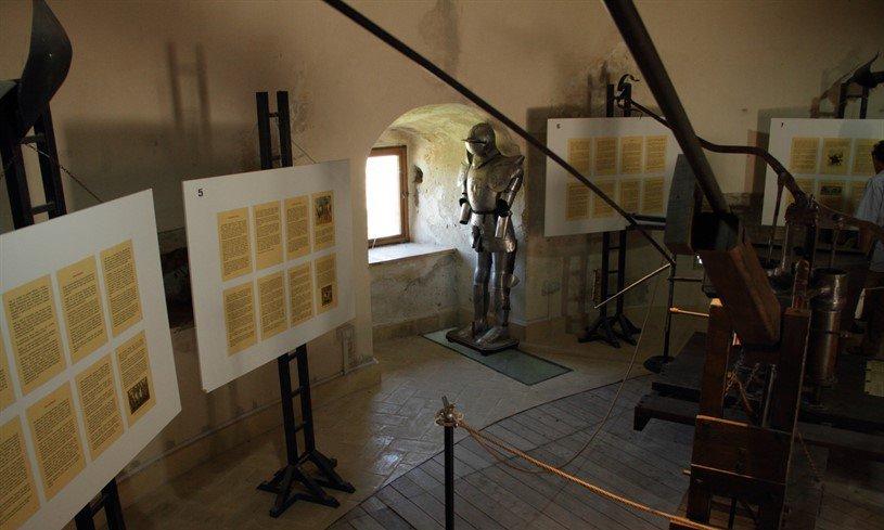 museo castello di Roccascalegna