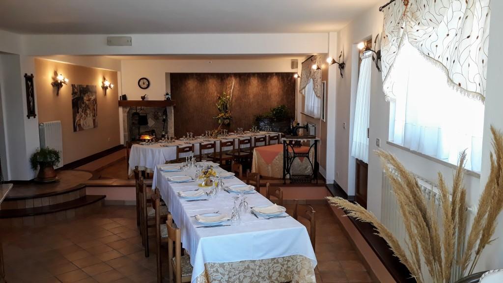 sala ristoro rinniovato